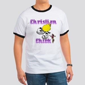 Christian Chick Ringer T